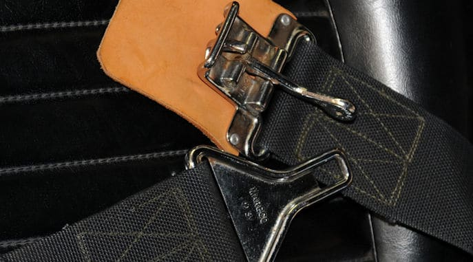 Seat Safety Belt