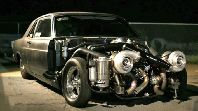 2600hp Ford Falcon The DIRTY BIRD