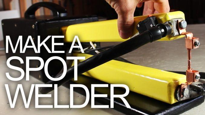 Make a Spot Welder