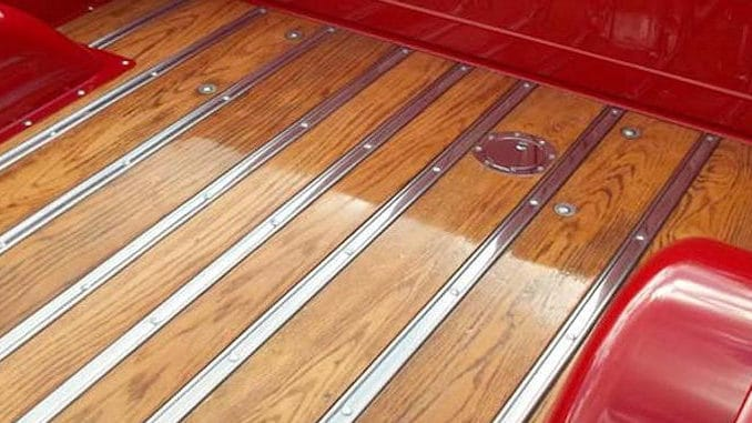 Truck Bed Treatments