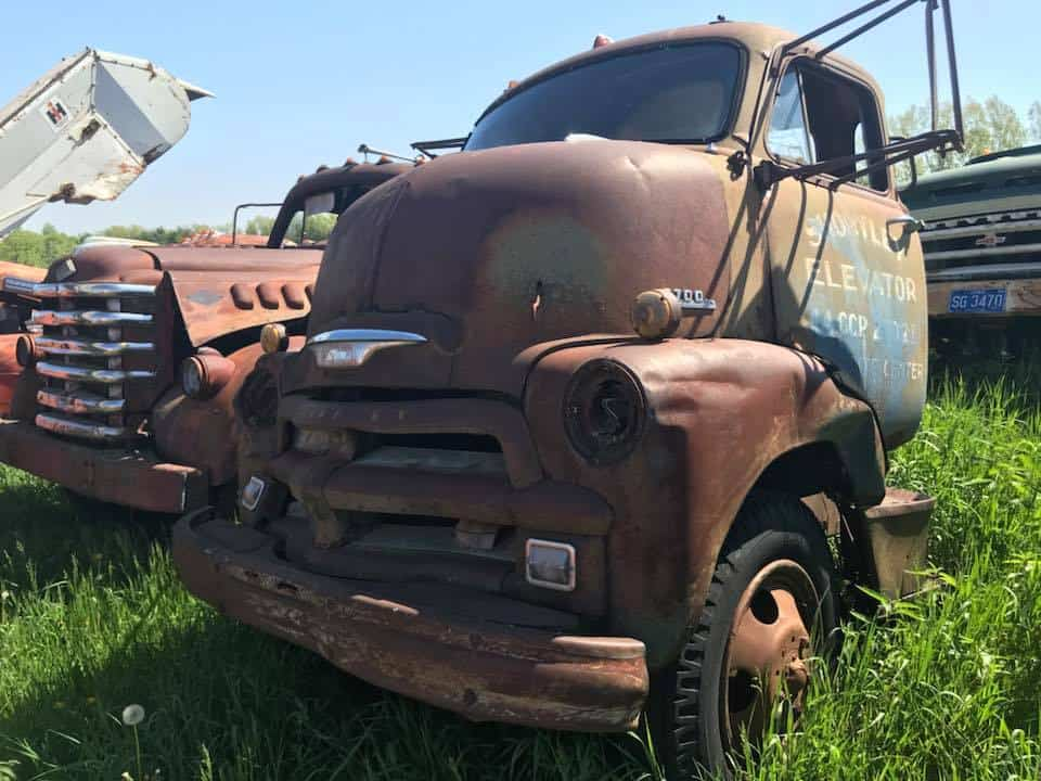 Chevy, GMC, Dodge, Ford and IH Trucks For Sale in Pella, Iowa