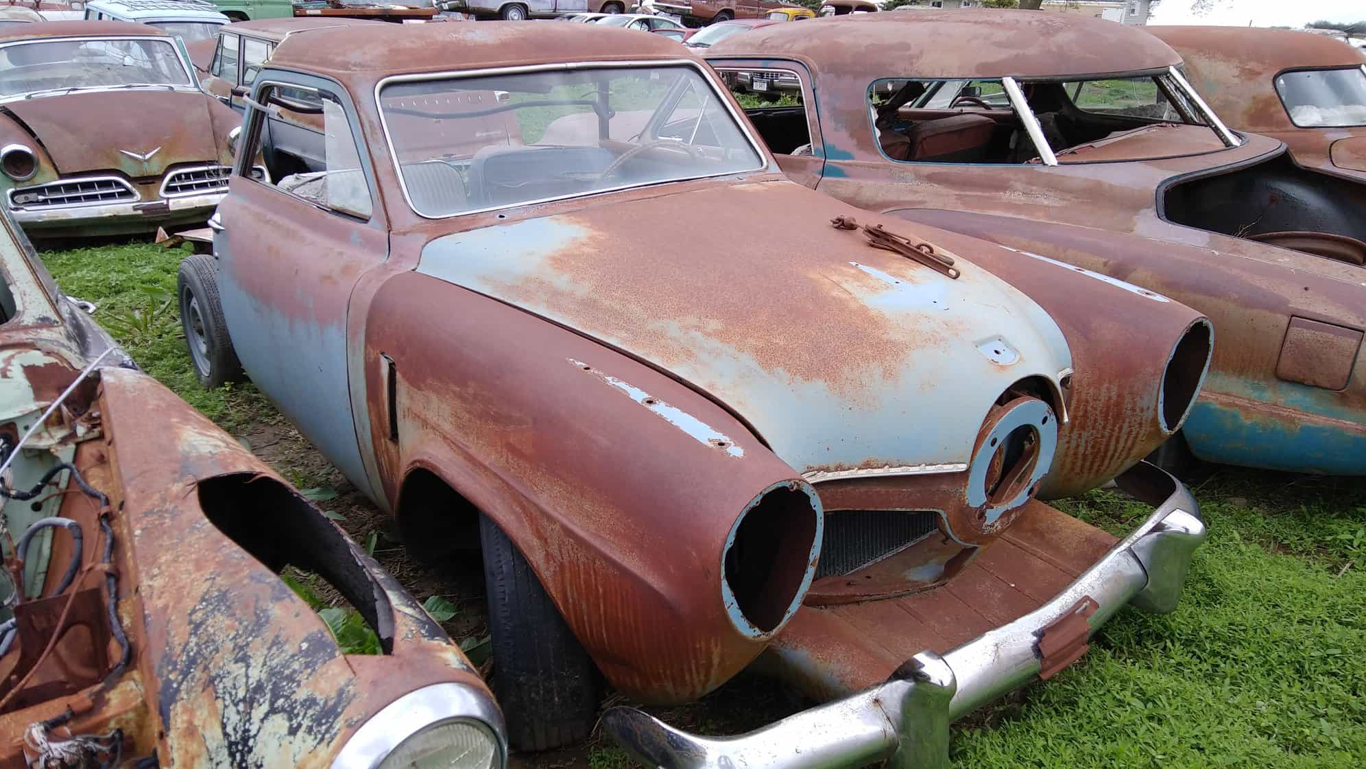Classic Studebaker Cars, Trucks and Parts For Sale in Harvard ...