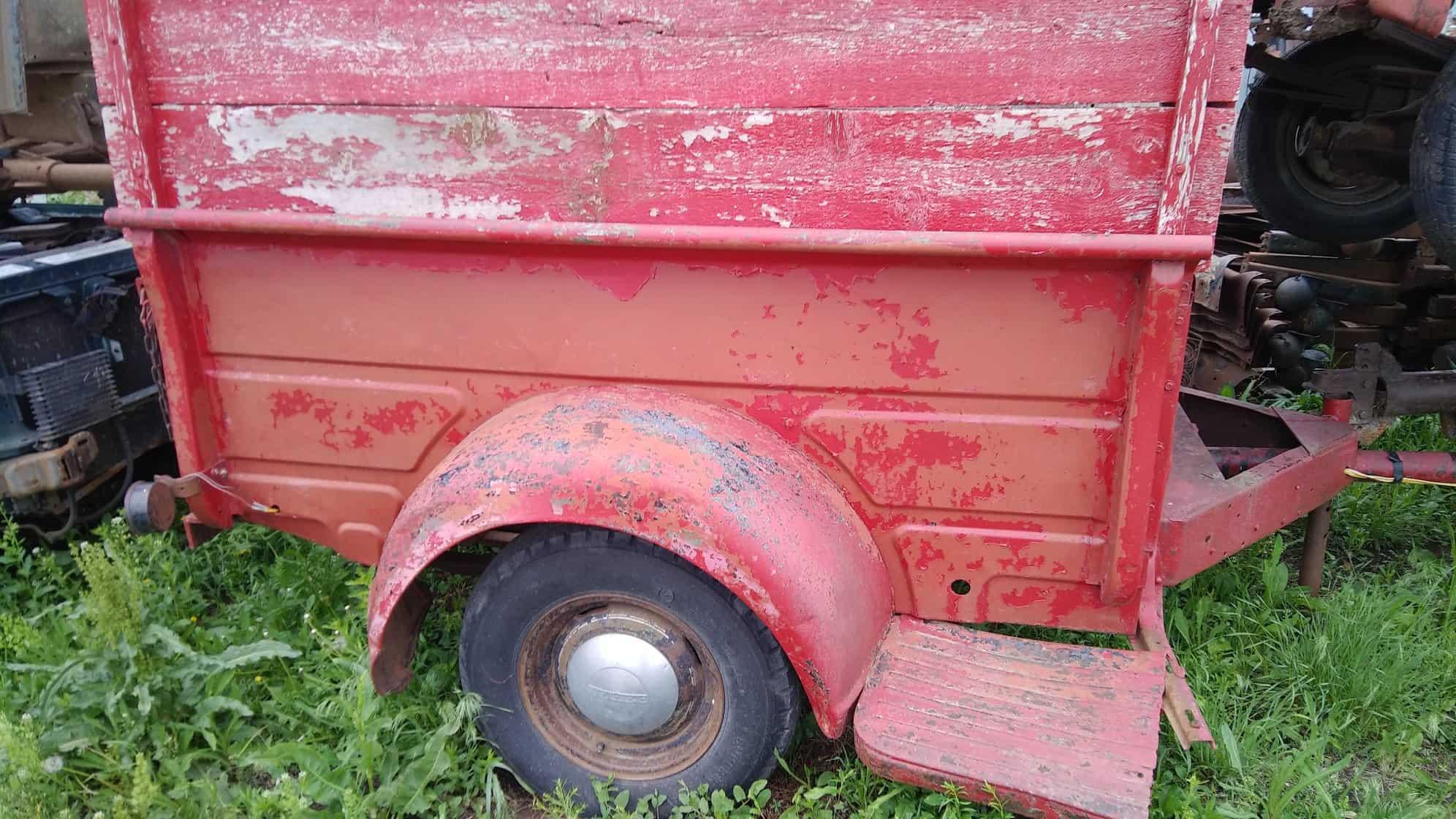 Classic Truck Beds For Sale in Harvard, Nebraska -01