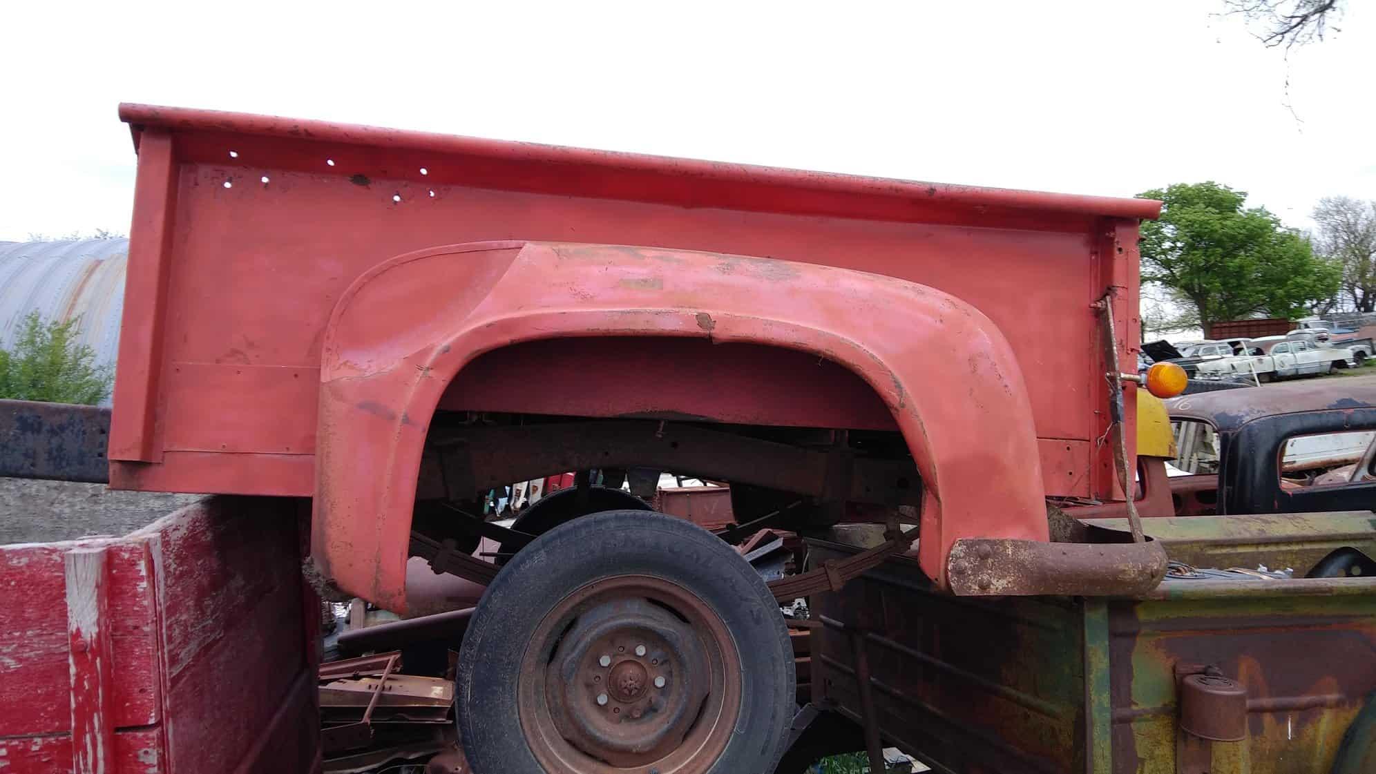 Classic Truck Beds For Sale in Harvard, Nebraska -02