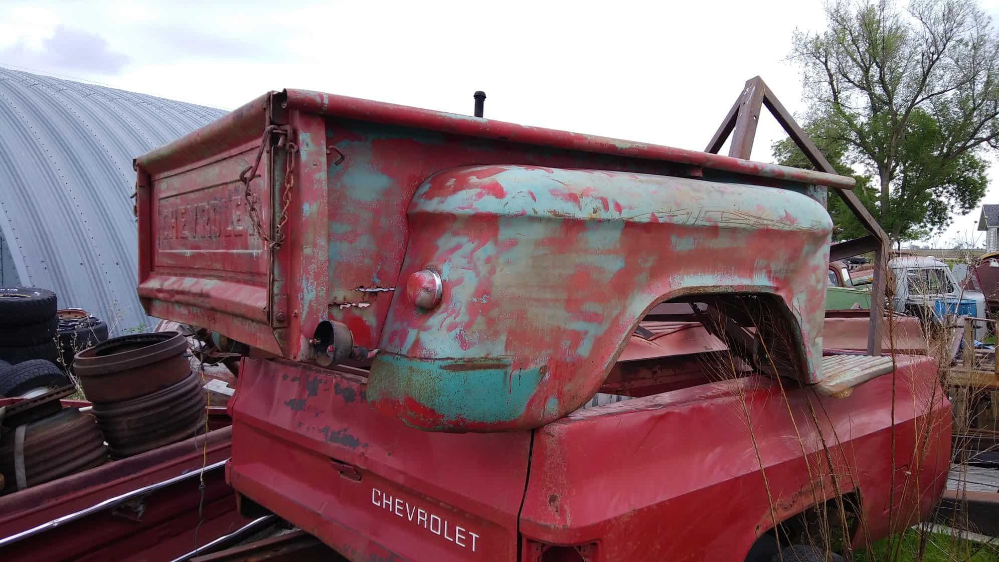 Classic Truck Beds For Sale in Harvard, Nebraska -06
