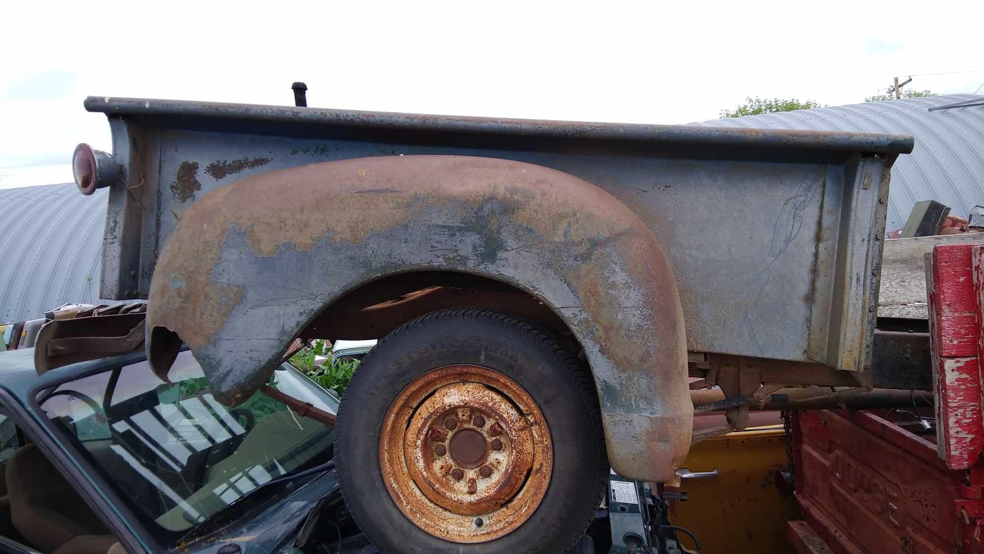 Classic Truck Beds For Sale in Harvard, Nebraska -10