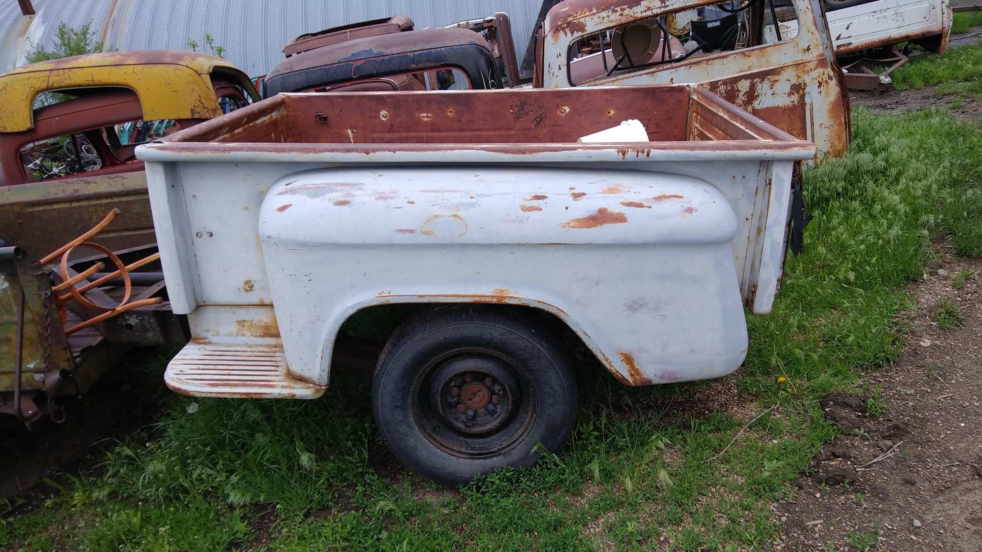 Classic Truck Beds For Sale in Harvard, Nebraska -11