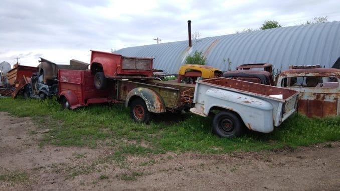 Classic Truck Beds For Sale in Harvard, Nebraska