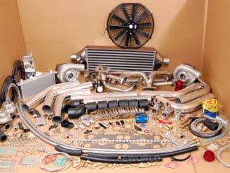 GM SBC Twin Turbo Kit