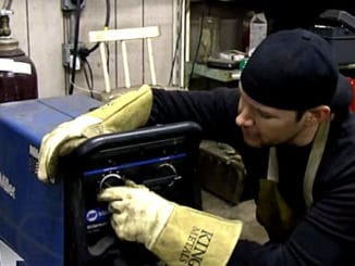 How To Find The Correct MIG Welder Settings For Any Project