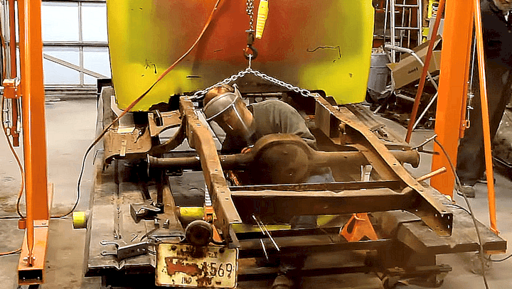 How To Install Rear 4-Link Suspension for Air Ride and Coil-overs