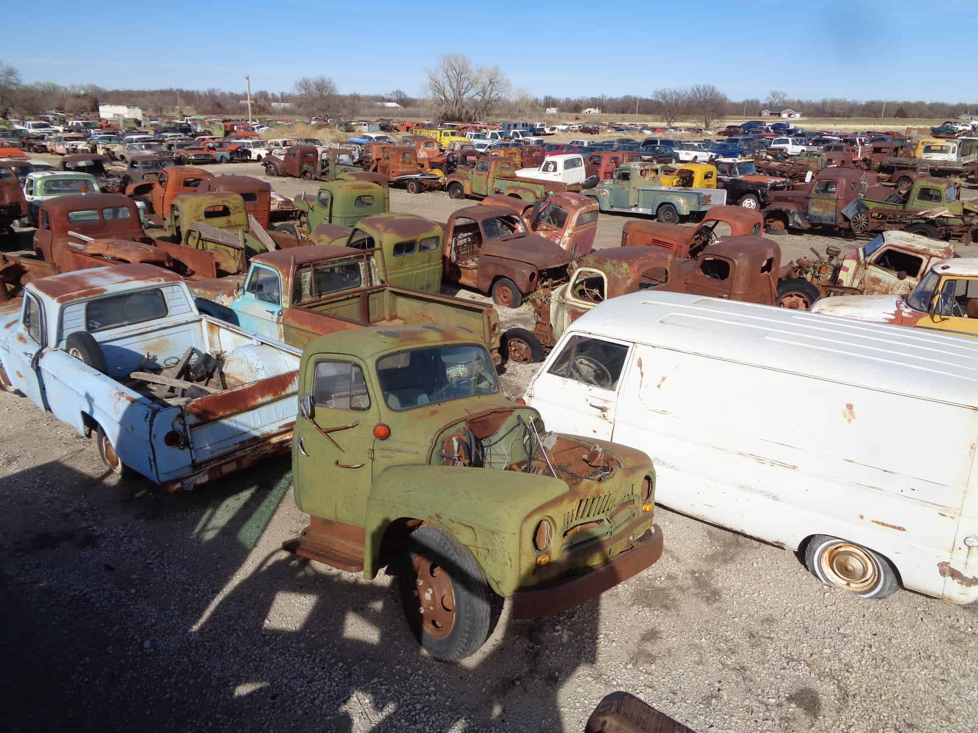 nobody else auto recycle classic cars and trucks for sale