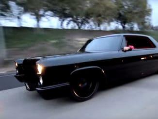 Ursala ~ A 1966 Cadillac