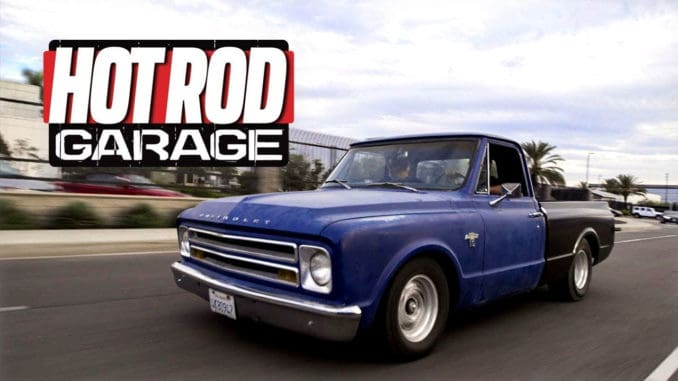 Chevrolet C-10 Longbed to Shortbed Conversion