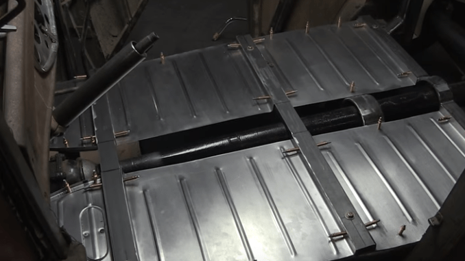How To Fabricate and Install Ford Model A Floor Pans