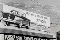 Vintage Car and Truck Billboards