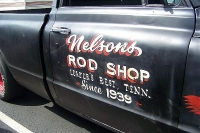 Car and Truck Door Art and Lettering