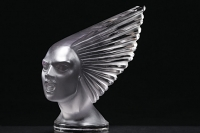 1928 Lalique Hood Ornament