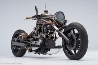 RatRod.Life ~ Rat Bikes ~ Photo by Michael Lichter