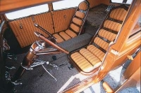 Rat Rod Interiors