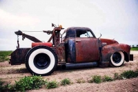Rat Rod Tow Trucks