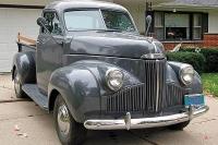 1948 Studebaker Pickup Truck