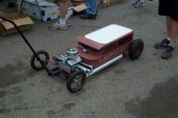Custom Swap Meet Wagons