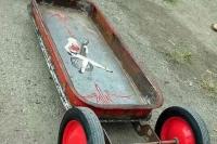 Custom Swap Meet Wagons
