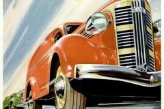 Vintage Automobile Advertising Artwork