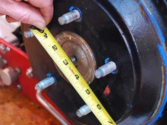 How To Measure Bolt Pattern