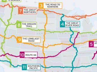Road Trip USA ~ 11 Essential Road Trip Routes