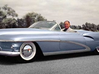 Harley Earl's Legendary 1951 LeSabre Dream Car