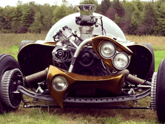 "Custom Bubbletop ""The Iron Lung"" by Eric Goodrich"
