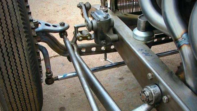 Steering Component - Tie Rod