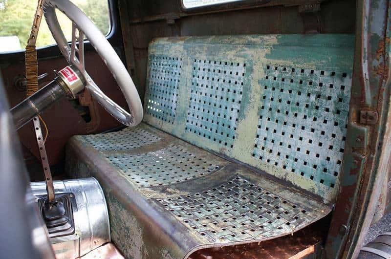 DELIVERANCE ~ 1947 Ford Pro-Street Rat Rod Pickup