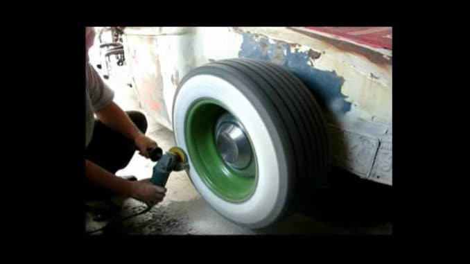 Do It Yourself Wide Whitewalls