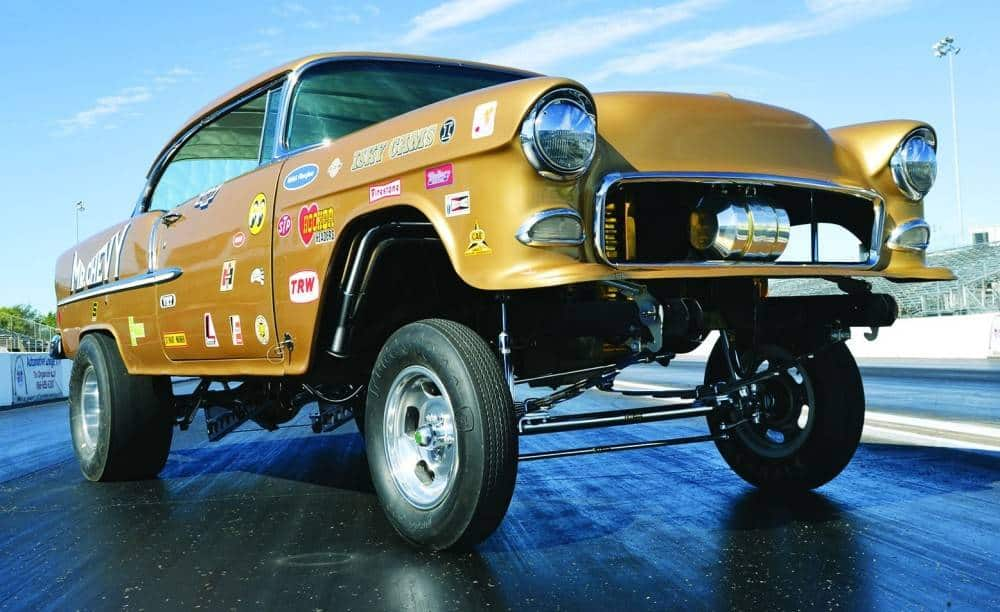 Mr. Chevy Gasser
