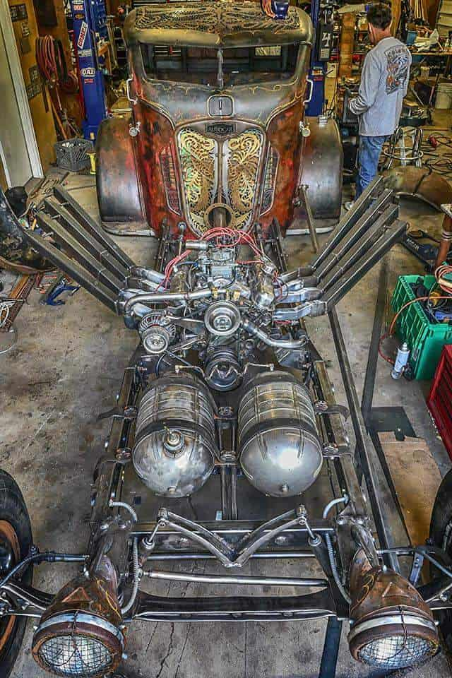 Resurgence Rat Rod