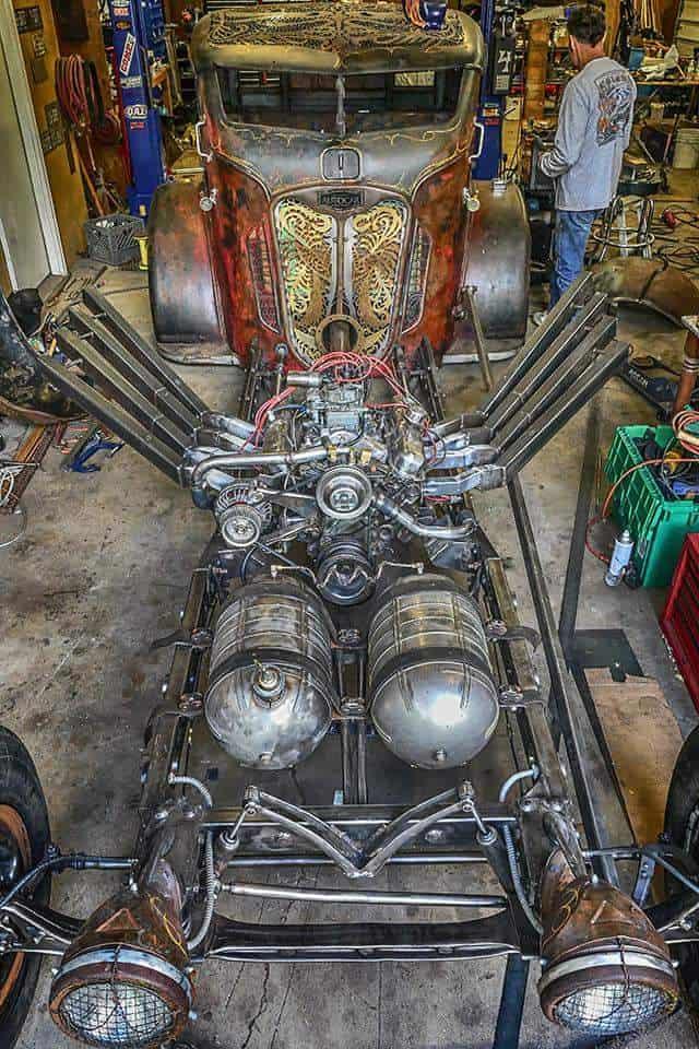 Resurrected Rust Garage S Resurgence Rat Rod Roadkill