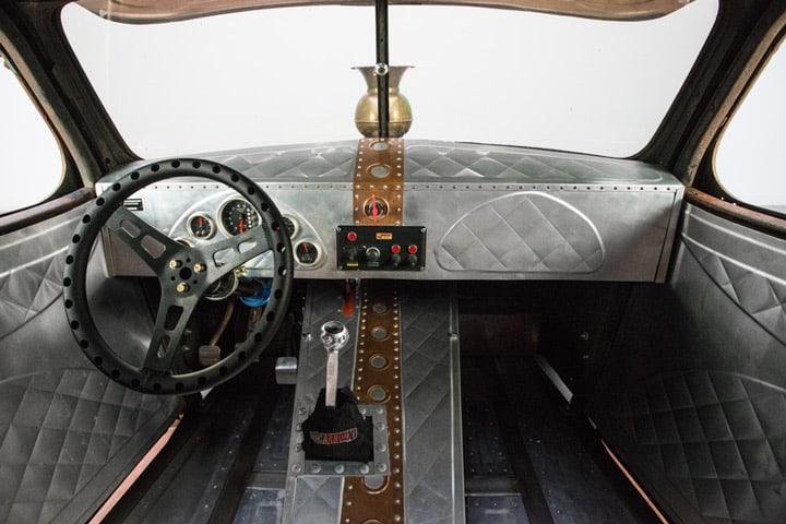 Chevrolet Rat Rod Pickup Truck - Interior