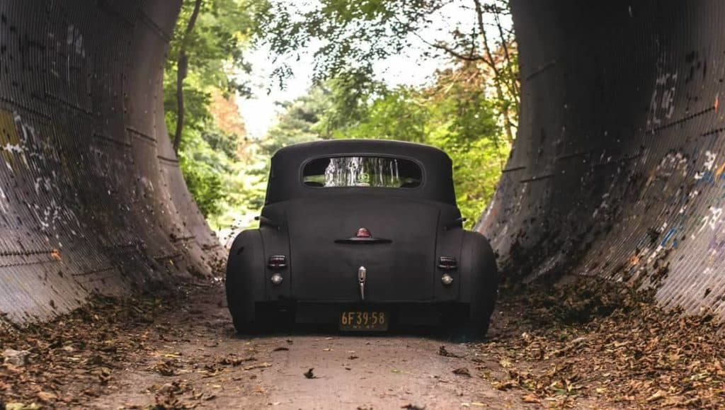 Charles Darmanjian's '47 Plymouth