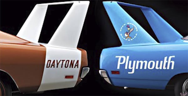 Superbird and Daytona
