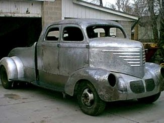 1940 Willys Cabover Custom