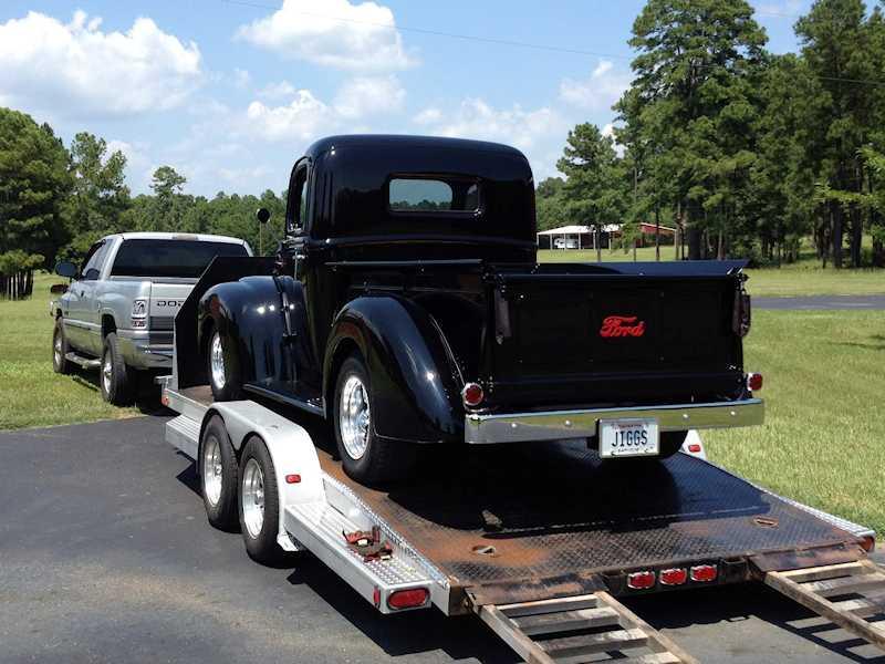 Jiggs' 1947 Ford Pickup