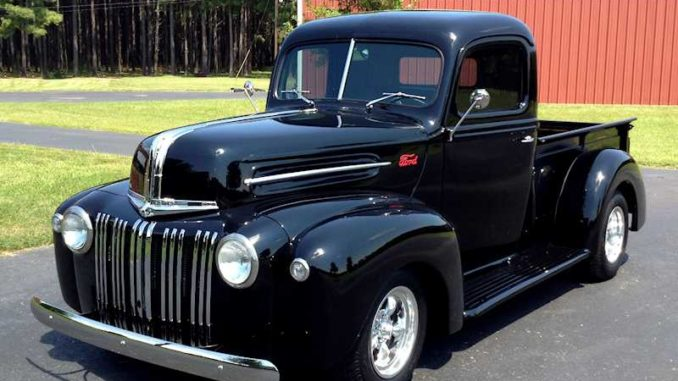 Jiggs' 1947 Ford Pickup