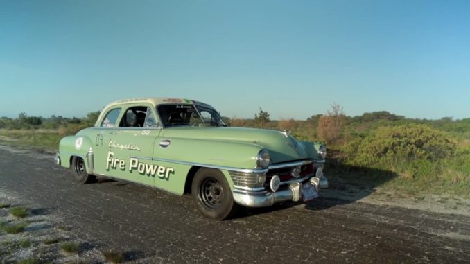1951 Chrysler Rally Car