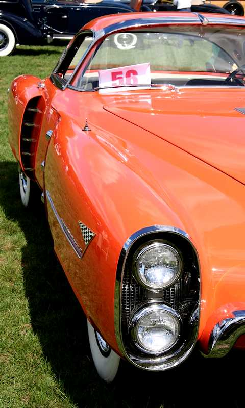 1955 Lincoln Indianapolis Concept Car