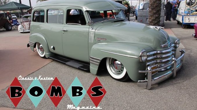 Bombs Magazine Car Show Roadkill Customs - Lowrider car show los angeles 2018