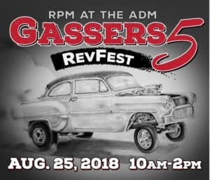 Gassers 5: RevFest! @ Automobile Driving Museum | El Segundo | CA | United States