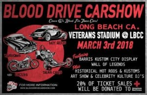 Blood Drive CarShow 2018 @ Veterans Memorial Stadium | Lafayette | IN | United States